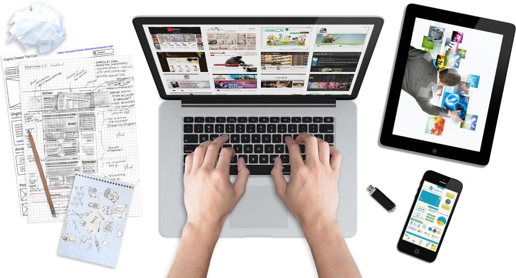 Web Design - Agentia de Creatie