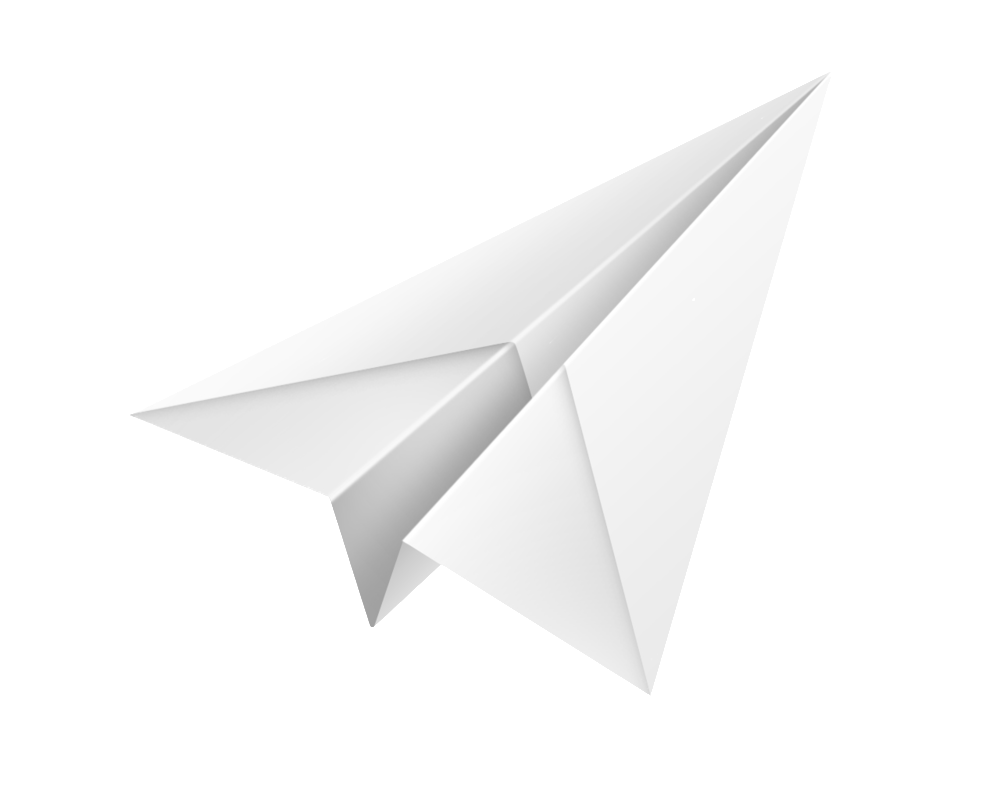 Plane - E-mail marketing.