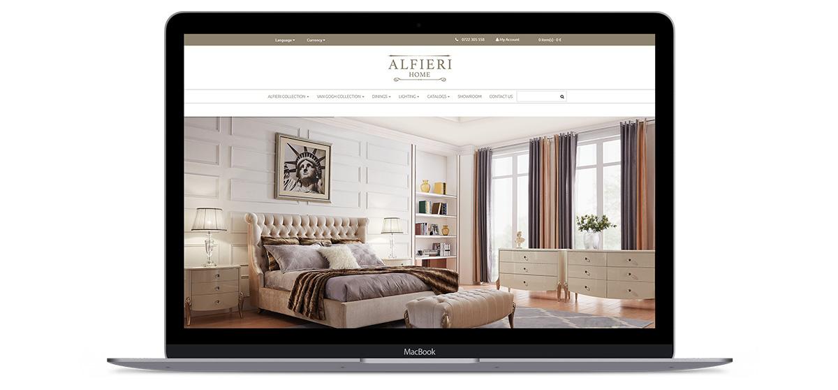 alfieri web - Alfieri Home