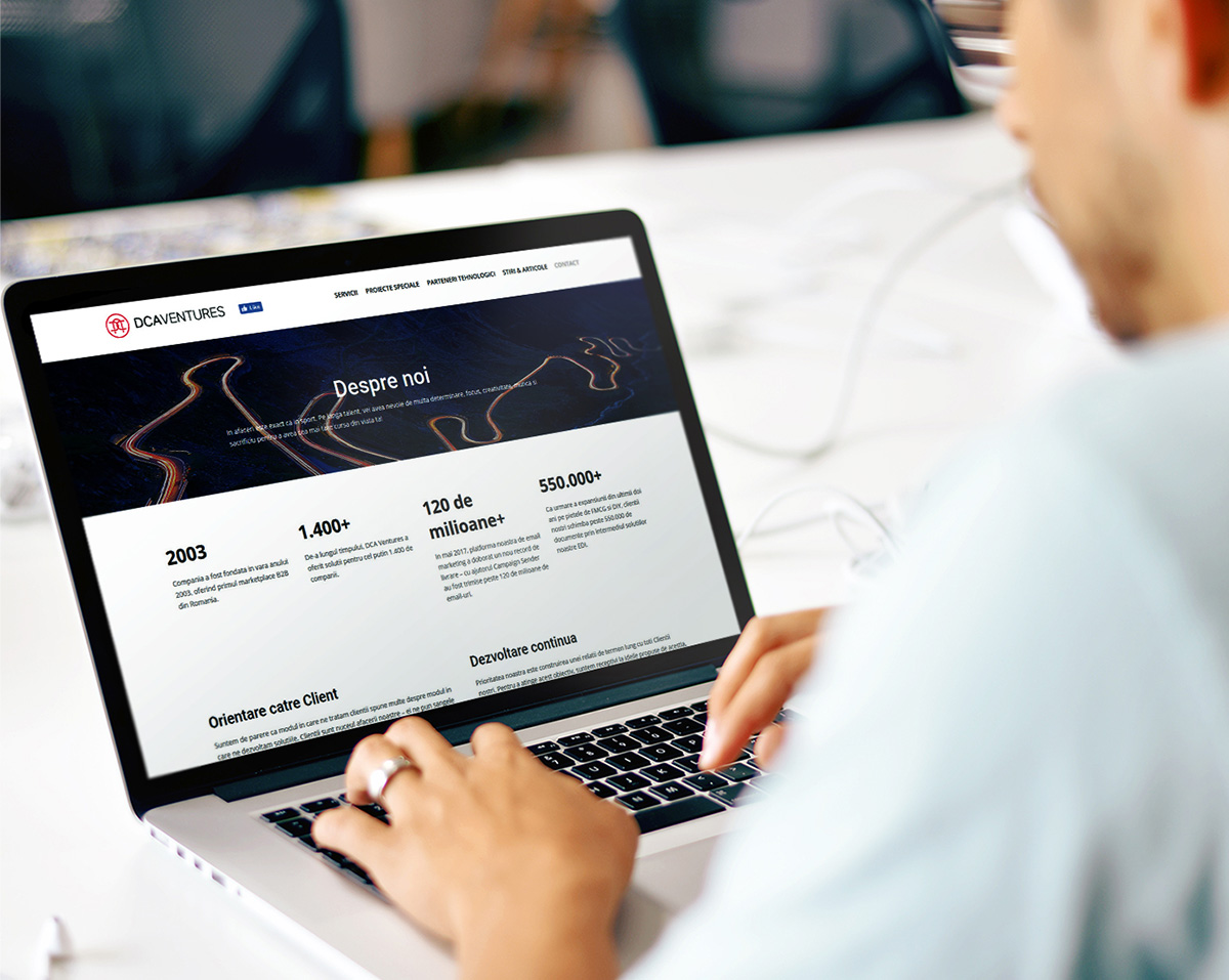 dca web - DCA Ventures
