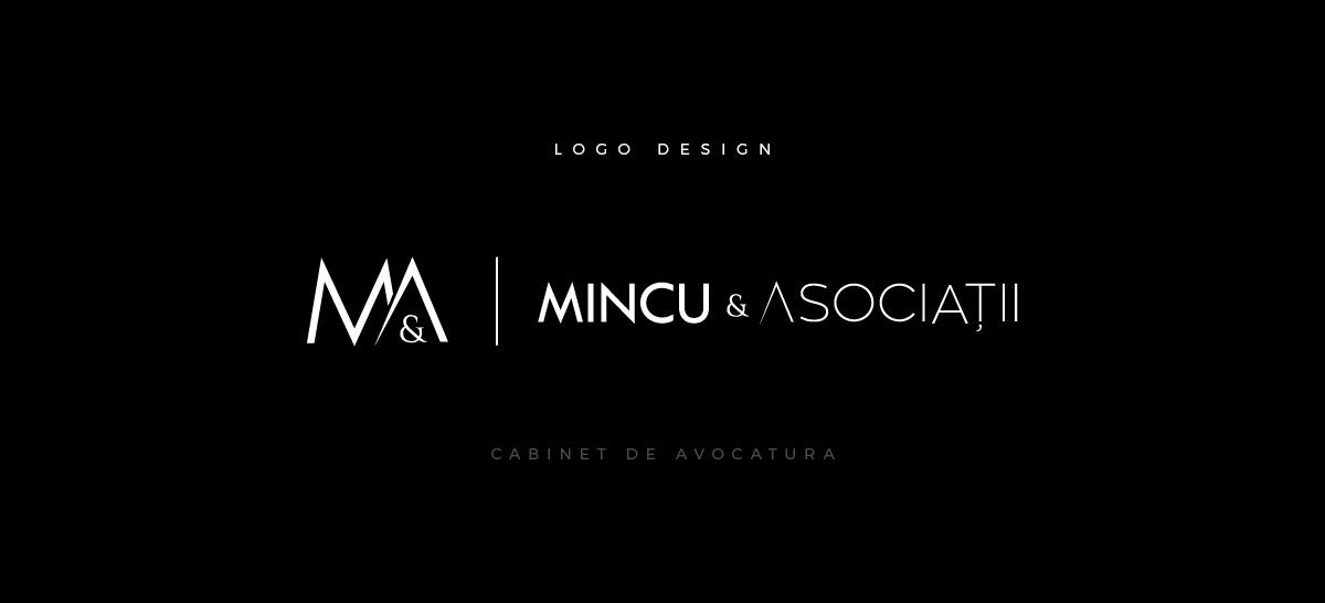 mincuasociatii logo design - Mincu & Asociatii