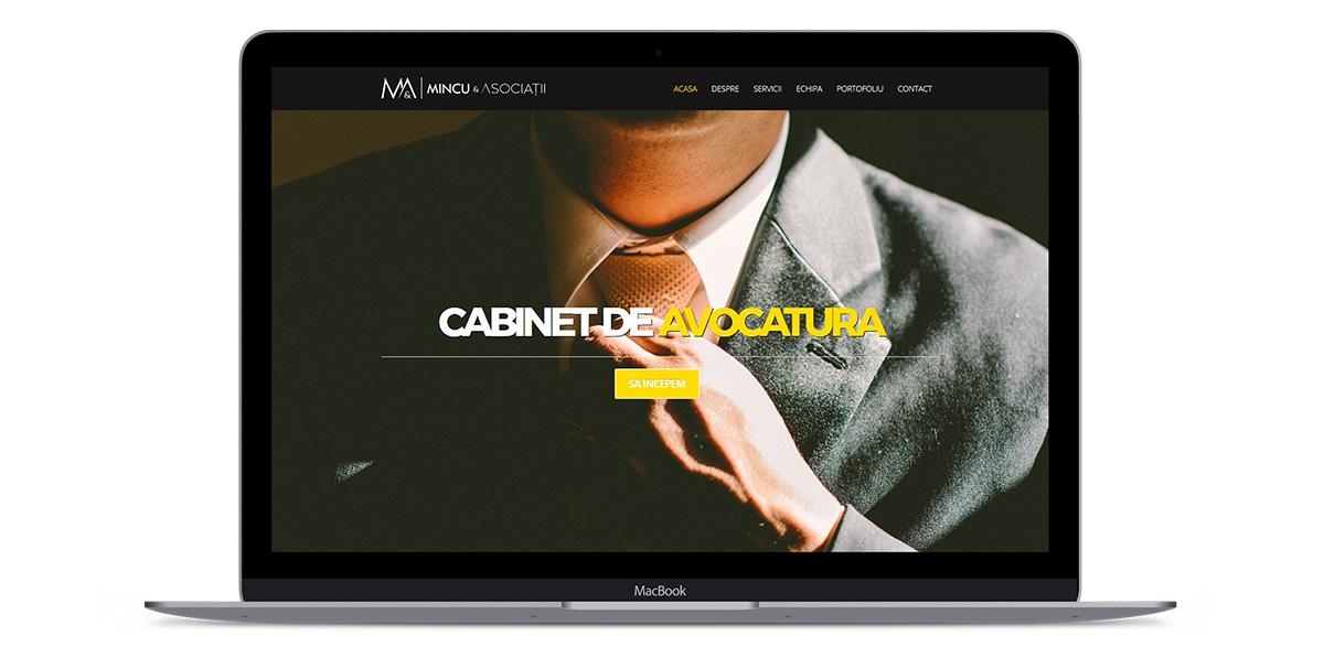 mincuasociatii web - Mincu & Asociatii