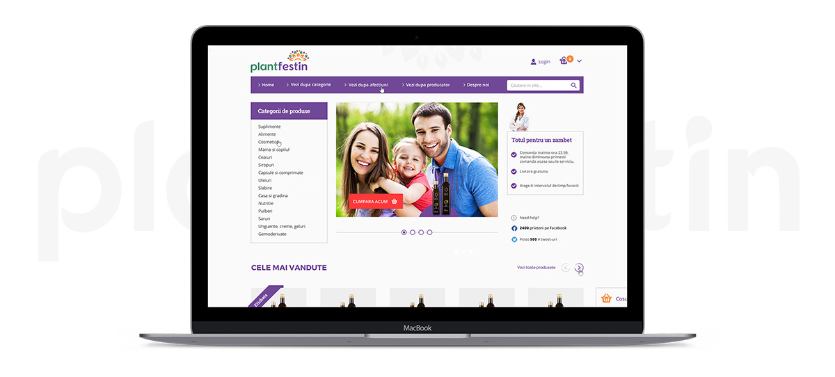 plantfestin web - Plant Festin