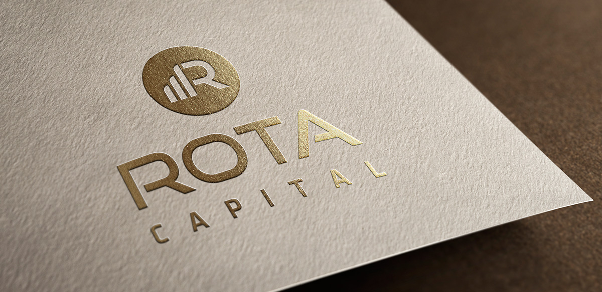 rota capital logo design - ROTA Capital