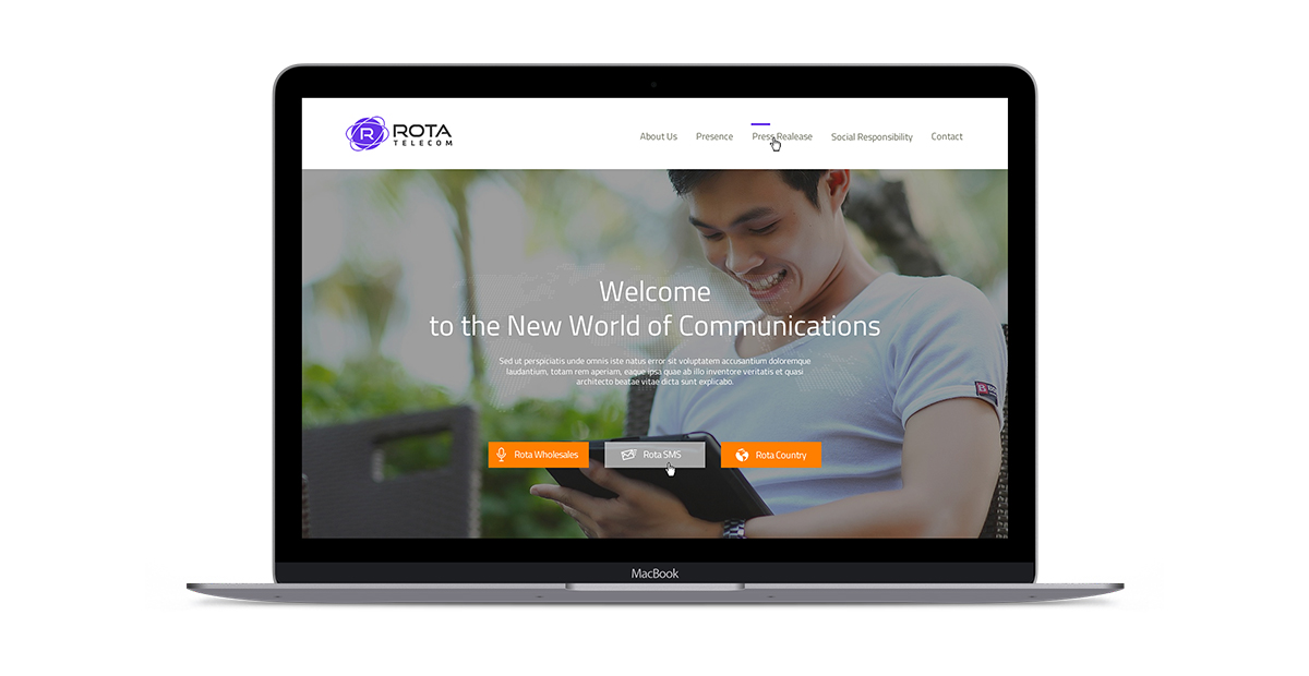rota telecom web - ROTA Telecom