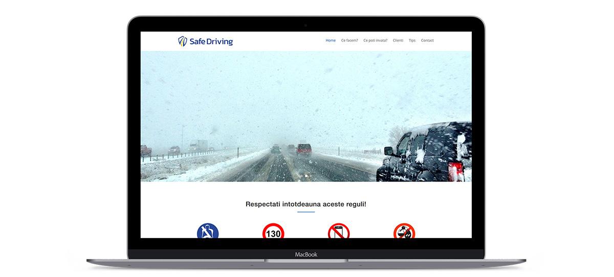 safe driving web - Safe Driving
