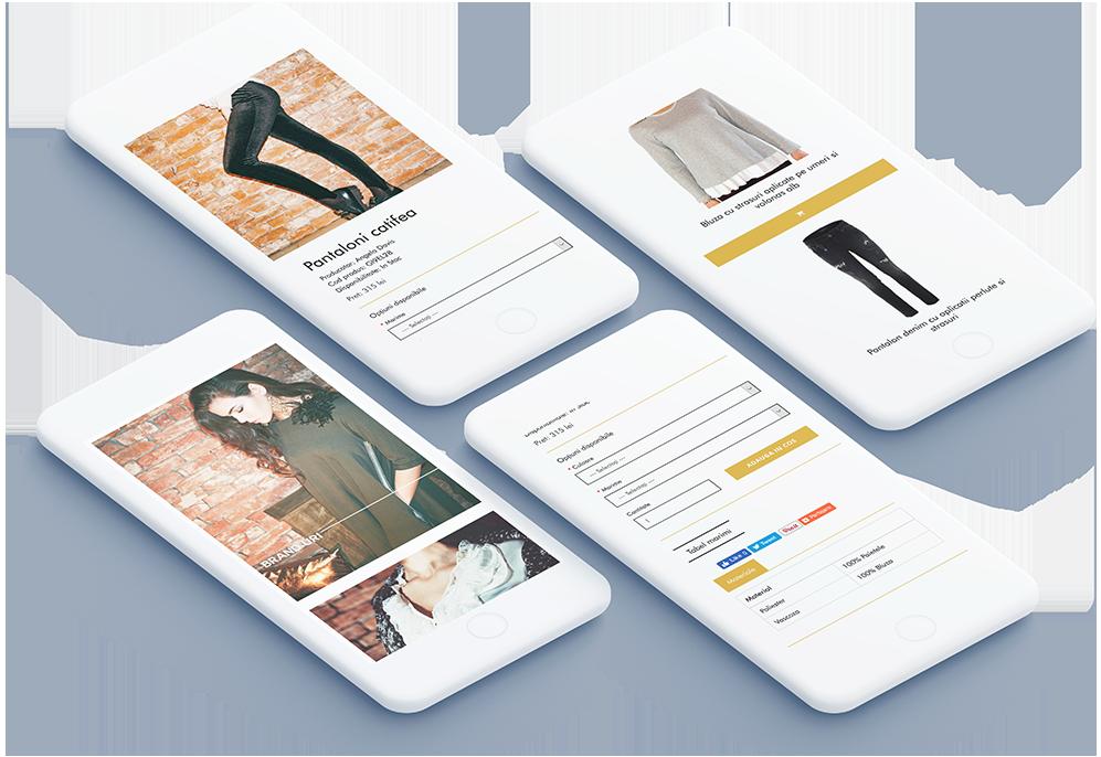 servicii magazin online - E-commerce.