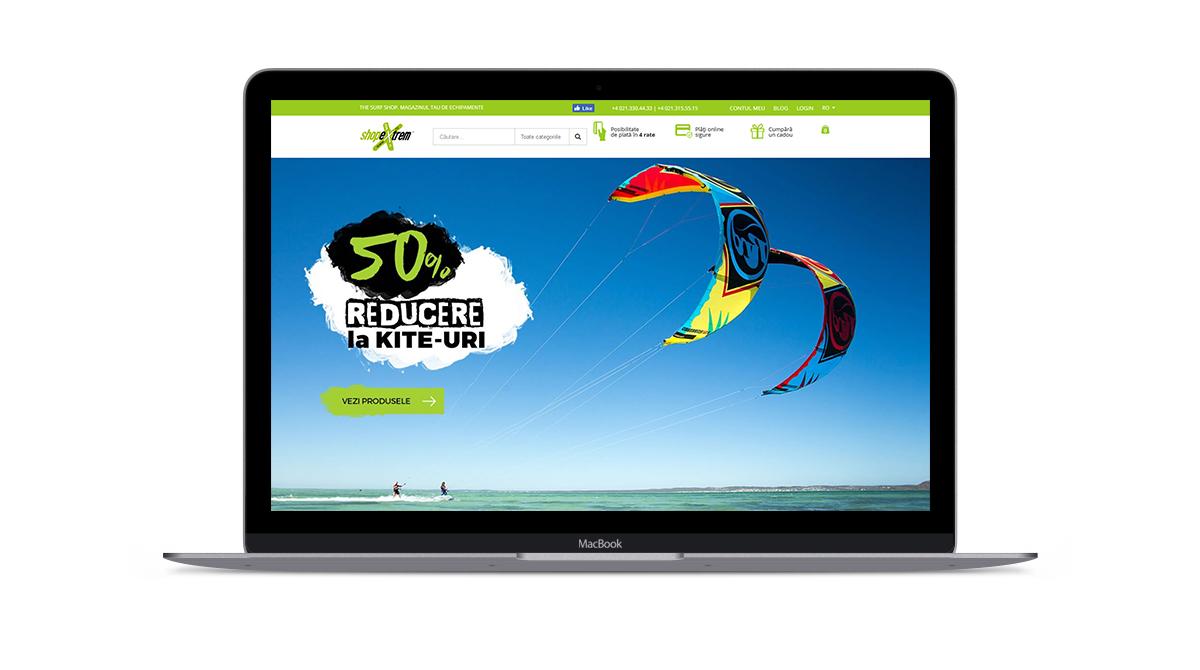 shopextrem web - ShopeXtrem