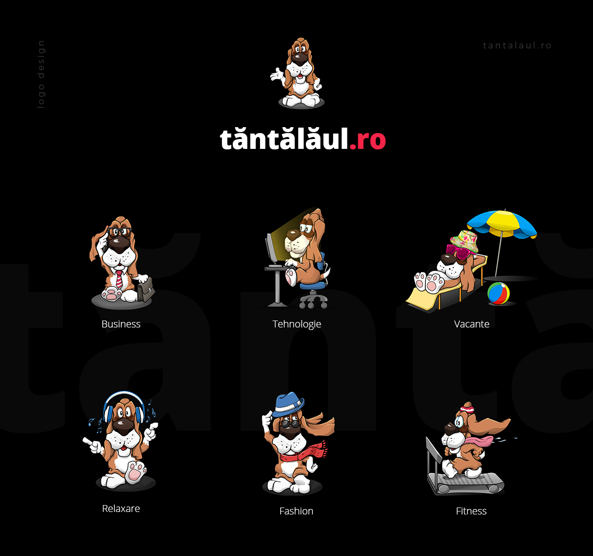 tantalaul logo design - Tantalaul